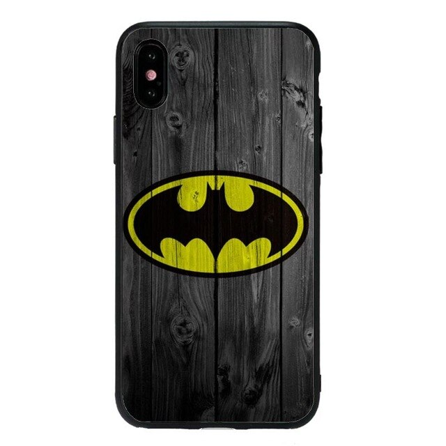 Funda iPhone Superheroes 26