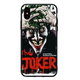 Funda iPhone Superheroes 8