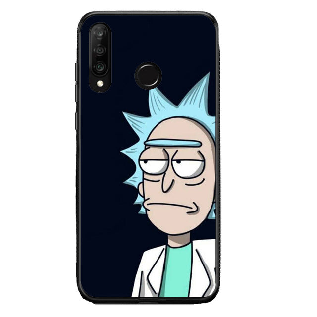 Funda Huawei Rick & Morty 16