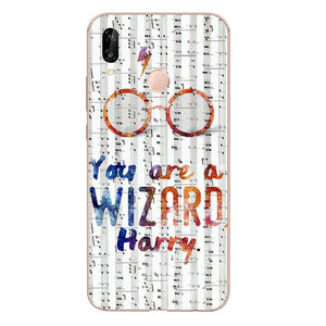 Funda Huawei Harry Potter 36
