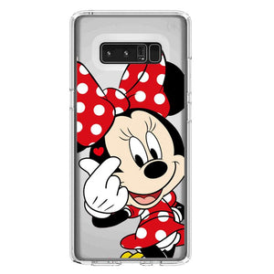 Funda Samsung Minnie Mouse