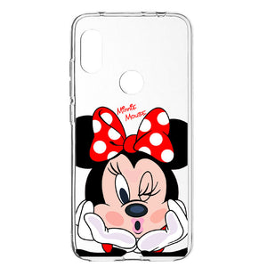 Funda Xiaomi Minnie Mouse Beso