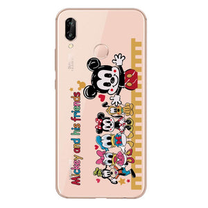 Funda Huawei Mickey Mouse & Friends