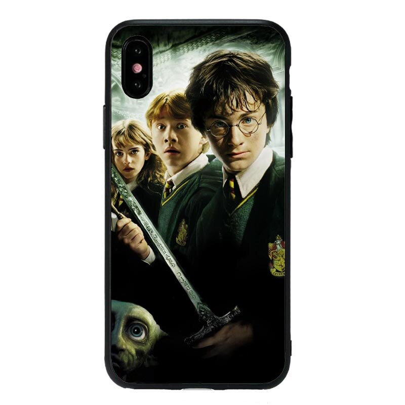 Funda iPhone Harry Potter 18