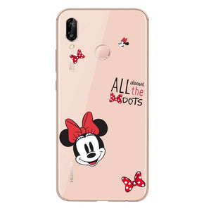 Funda Huawei Minnie: All About the Dots