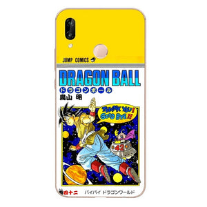 Funda Huawei Dragon Ball 10