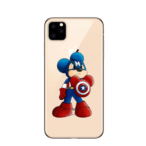 Funda Samsung Mickey Mouse Superhéroe