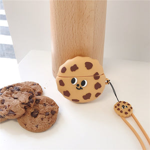 Fundas AirPods Pro Cookies Silicona