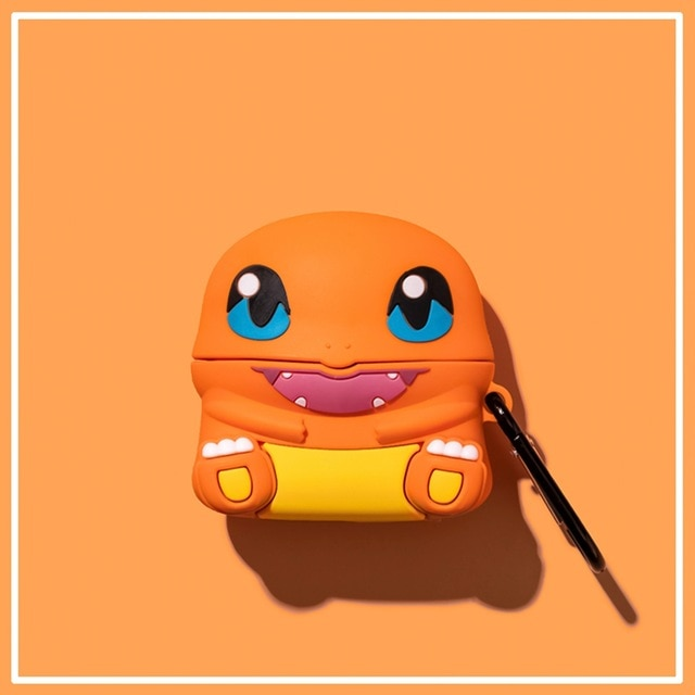 Funda AirPods Pro Charmander Pokemon Silicona