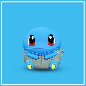 Funda AirPods Pro Pokemon Squirtle Silicona