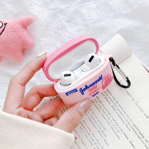 Fundas AirPods Pro Johnson Body Lotion Silicona