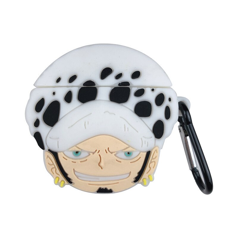 Funda AirPods Pro Trafalgar Law One Piece Silicona