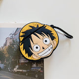 Fundas AirPods 1/2 Monkey D. Luffy One Piece Silicona