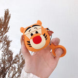 Fundas AirPods 1/2 Tigger Winie the Pooh Silicona
