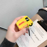 Fundas AirPods 1/2 DHL Express Delivery Silicona