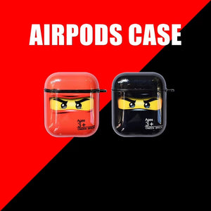 Funda AirPods 1/2 Ninja Building Blocks