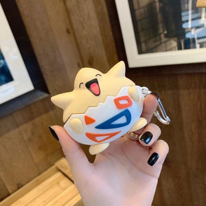 Funda AirPods Pro Togepi Pokemon Silicona