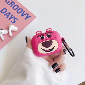 Fundas AirPods Pro Lotso Toy Story Silicona