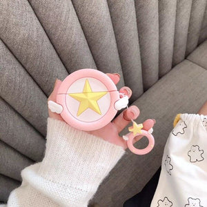 Fundas AirPods Pro Charm Sailor Moon Silicona