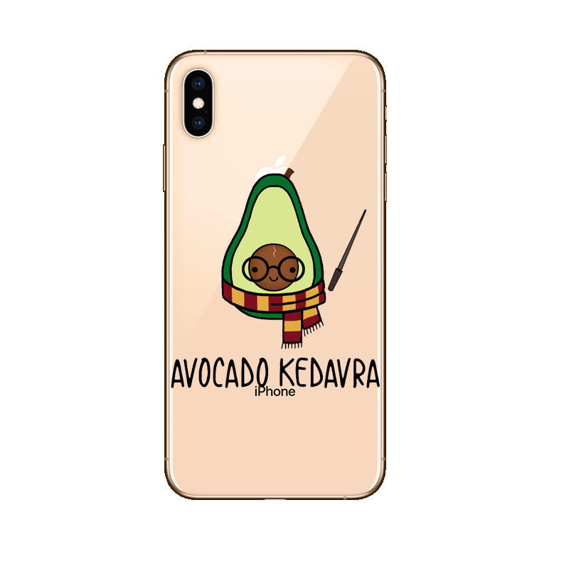 Funda iPhone Avocado Kedavra