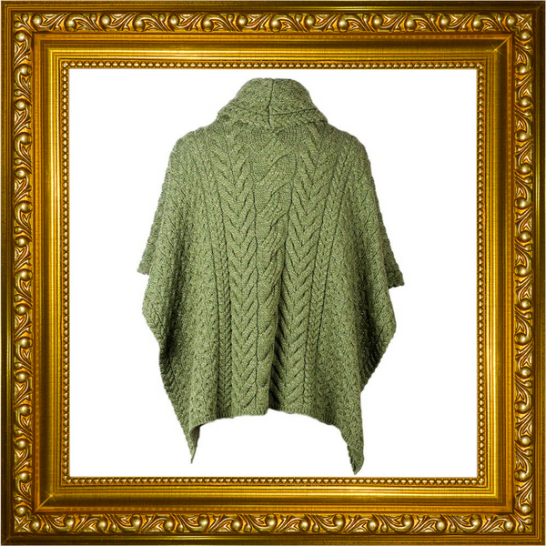 Super Soft Cowl Neck Cape