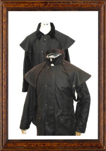 Mens Aussie Duster Coat