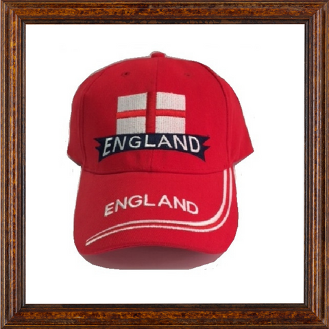 English Hat (Red)