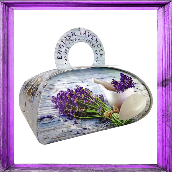 English Lavender Large Gift Bath Soap