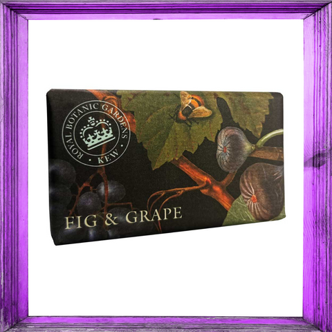 Kew Gardens Fig & Grape Soap