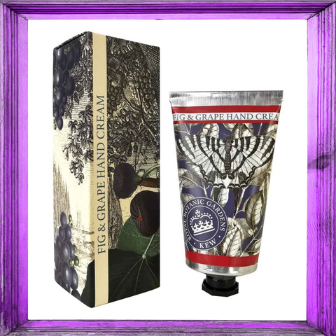 Kew Gardens Fig & Grape Hand Cream
