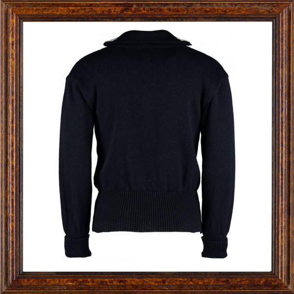 Greenwich Quarter Zip Sweater