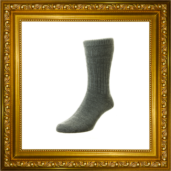 Women's Wool Soft-Top Socks