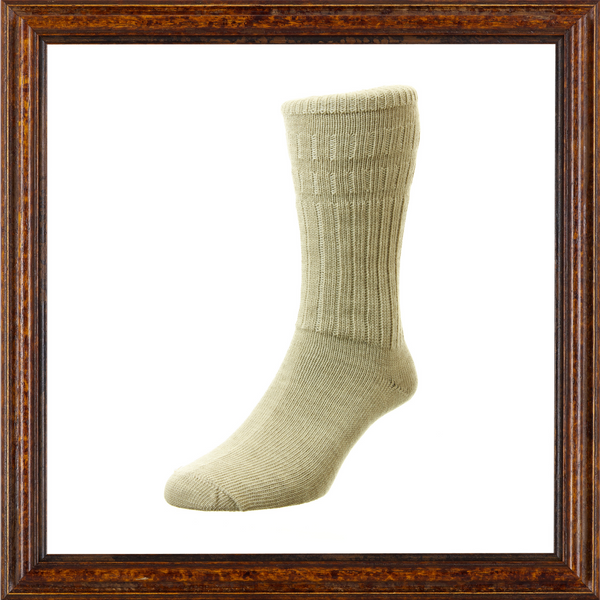 Men's Wool Soft-Top Sock