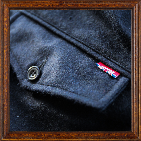 Mens Original Harrington Jacket in Melton Wool