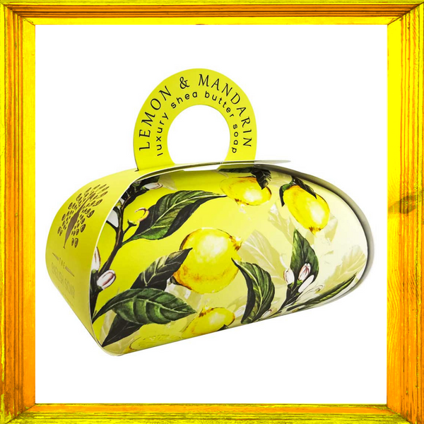 Lemon and Mandarin Gift Set