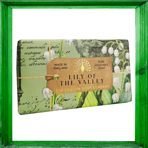 Anniversary Lily of the Valley Soap