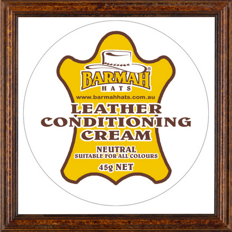 Barmah Hats Leather Conditioner