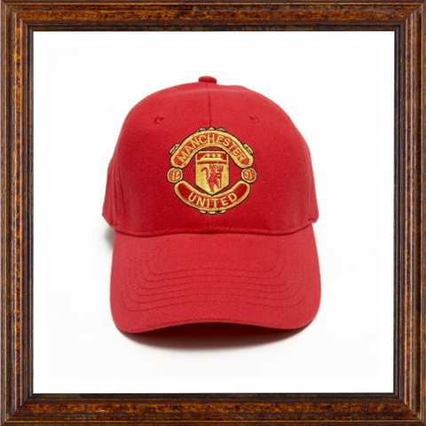 Manchester United F.C. Hat (Red)