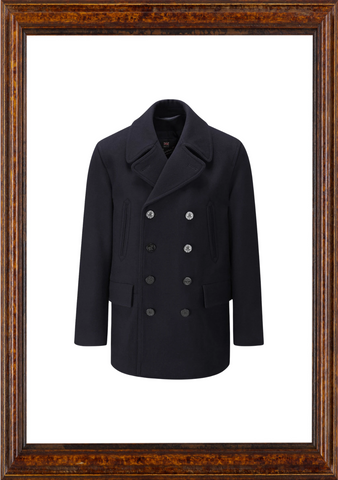 Churchill Peacoat