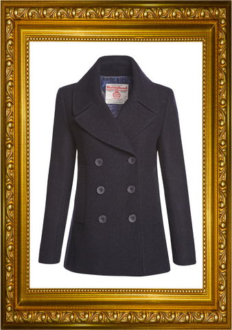 Riley Ladies Reefer Coat
