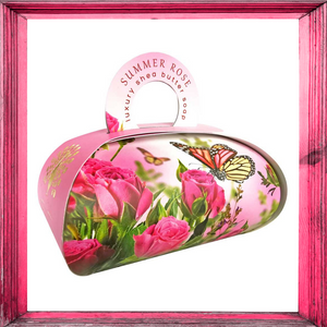 Summer Rose Large Gift Bath Soap