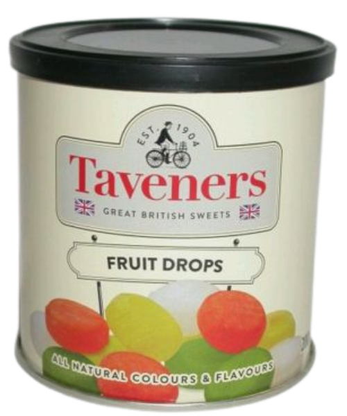 Taveners Fruit Drops
