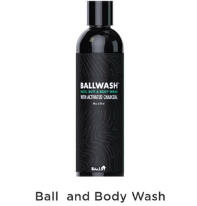 Ball and Body Wash
