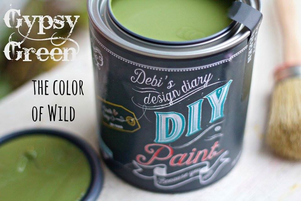 DIY Gypsy Green