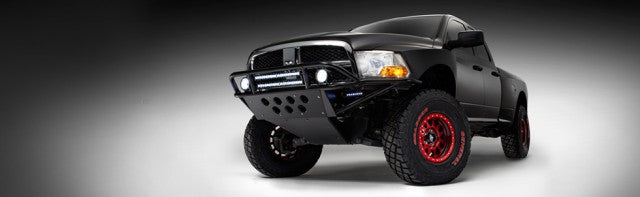 Dodge Ram Suspension