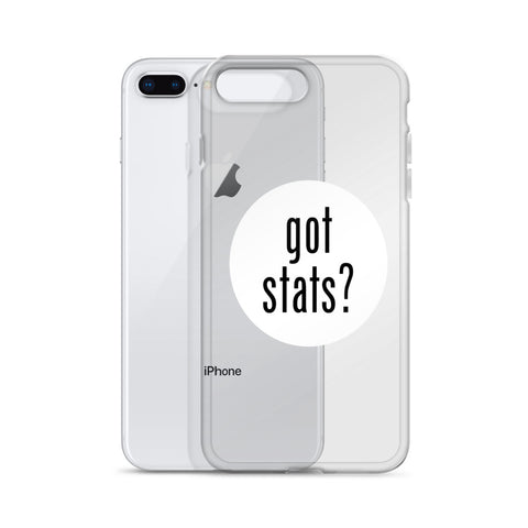 Got Stats? Basic iPhone Case