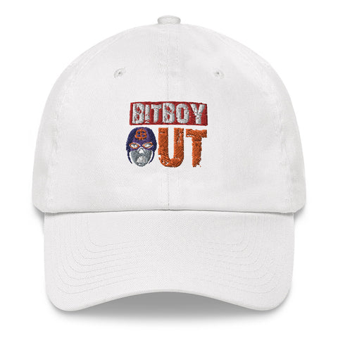 Bitboy Out Dad hat