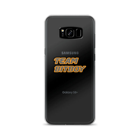 """TEAM BITBOY"" Samsung Case"