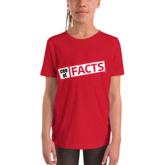 Ceo of Facts Basic Youth Short Sleeve T-Shirt