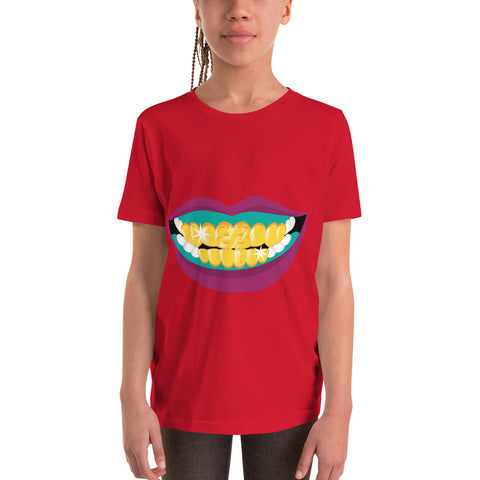 Btboy Grill Youth Short Sleeve T-Shirt